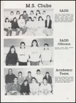 1989 Commerce High School Yearbook Page 106 & 107