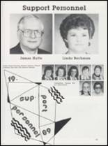 1989 Commerce High School Yearbook Page 108 & 109