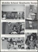 1989 Commerce High School Yearbook Page 110 & 111