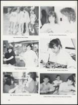 1989 Commerce High School Yearbook Page 112 & 113