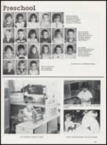 1989 Commerce High School Yearbook Page 122 & 123