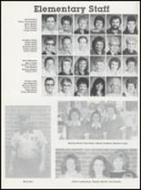 1989 Commerce High School Yearbook Page 124 & 125
