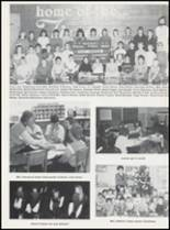 1989 Commerce High School Yearbook Page 126 & 127