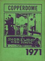 1971 Yearbook Shorewood High School
