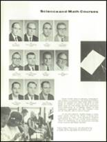 1965 Greeley Central High School Yearbook Page 24 & 25