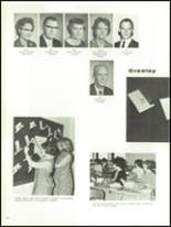 1965 Greeley Central High School Yearbook Page 26 & 27