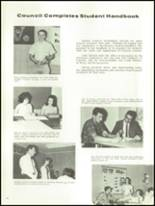 1965 Greeley Central High School Yearbook Page 38 & 39