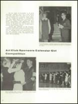 1965 Greeley Central High School Yearbook Page 54 & 55