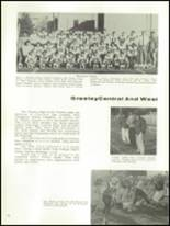 1965 Greeley Central High School Yearbook Page 62 & 63