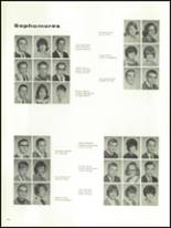 1965 Greeley Central High School Yearbook Page 68 & 69