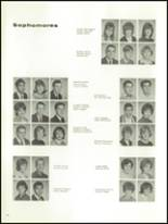 1965 Greeley Central High School Yearbook Page 70 & 71