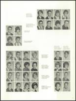 1965 Greeley Central High School Yearbook Page 74 & 75