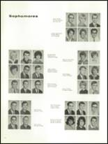1965 Greeley Central High School Yearbook Page 78 & 79