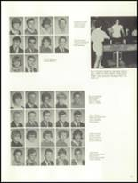 1965 Greeley Central High School Yearbook Page 80 & 81