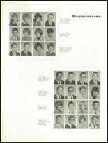 1965 Greeley Central High School Yearbook Page 82 & 83