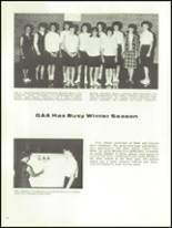 1965 Greeley Central High School Yearbook Page 94 & 95