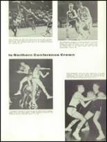 1965 Greeley Central High School Yearbook Page 104 & 105