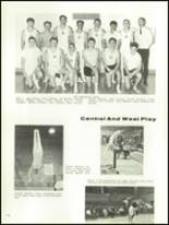 1965 Greeley Central High School Yearbook Page 110 & 111