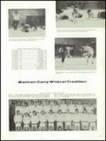 1965 Greeley Central High School Yearbook Page 114 & 115