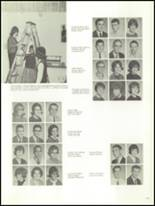 1965 Greeley Central High School Yearbook Page 116 & 117