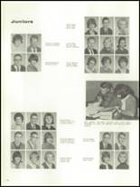 1965 Greeley Central High School Yearbook Page 122 & 123