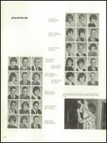 1965 Greeley Central High School Yearbook Page 126 & 127
