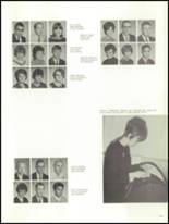 1965 Greeley Central High School Yearbook Page 128 & 129