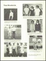 1965 Greeley Central High School Yearbook Page 154 & 155