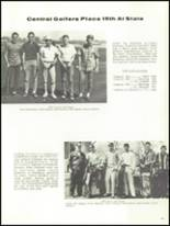 1965 Greeley Central High School Yearbook Page 164 & 165