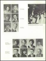 1965 Greeley Central High School Yearbook Page 172 & 173