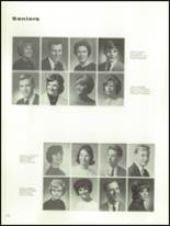 1965 Greeley Central High School Yearbook Page 174 & 175