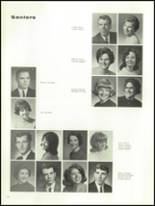 1965 Greeley Central High School Yearbook Page 176 & 177