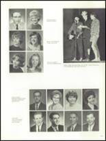 1965 Greeley Central High School Yearbook Page 180 & 181