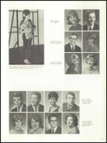1965 Greeley Central High School Yearbook Page 182 & 183