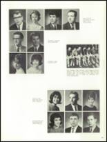 1965 Greeley Central High School Yearbook Page 184 & 185