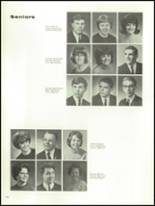 1965 Greeley Central High School Yearbook Page 186 & 187
