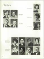 1965 Greeley Central High School Yearbook Page 188 & 189