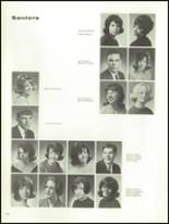 1965 Greeley Central High School Yearbook Page 190 & 191