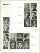 1965 Greeley Central High School Yearbook Page 196 & 197