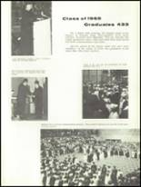 1965 Greeley Central High School Yearbook Page 198 & 199
