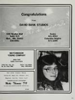 1979 South St. Paul High School Yearbook Page 154 & 155