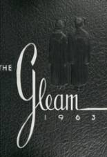 1963 Yearbook William Chrisman High School