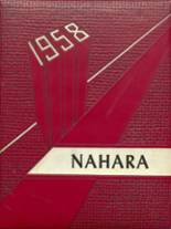 1958 Yearbook Nathan Hale-Ray High School