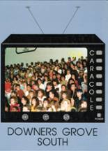 1991 Yearbook Downers Grove South High School