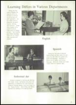 1969 Lake Providence High School Yearbook Page 16 & 17