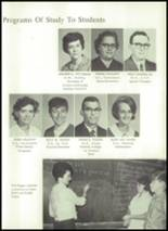 1969 Lake Providence High School Yearbook Page 22 & 23