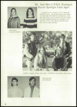 1969 Lake Providence High School Yearbook Page 30 & 31