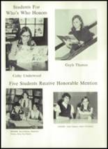 1969 Lake Providence High School Yearbook Page 32 & 33