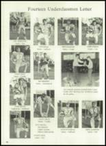 1969 Lake Providence High School Yearbook Page 44 & 45