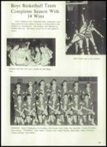 1969 Lake Providence High School Yearbook Page 48 & 49
